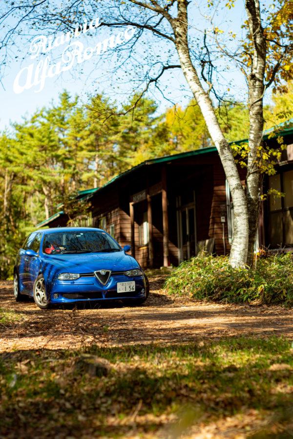 ALFA156 スポーツワゴン GTA