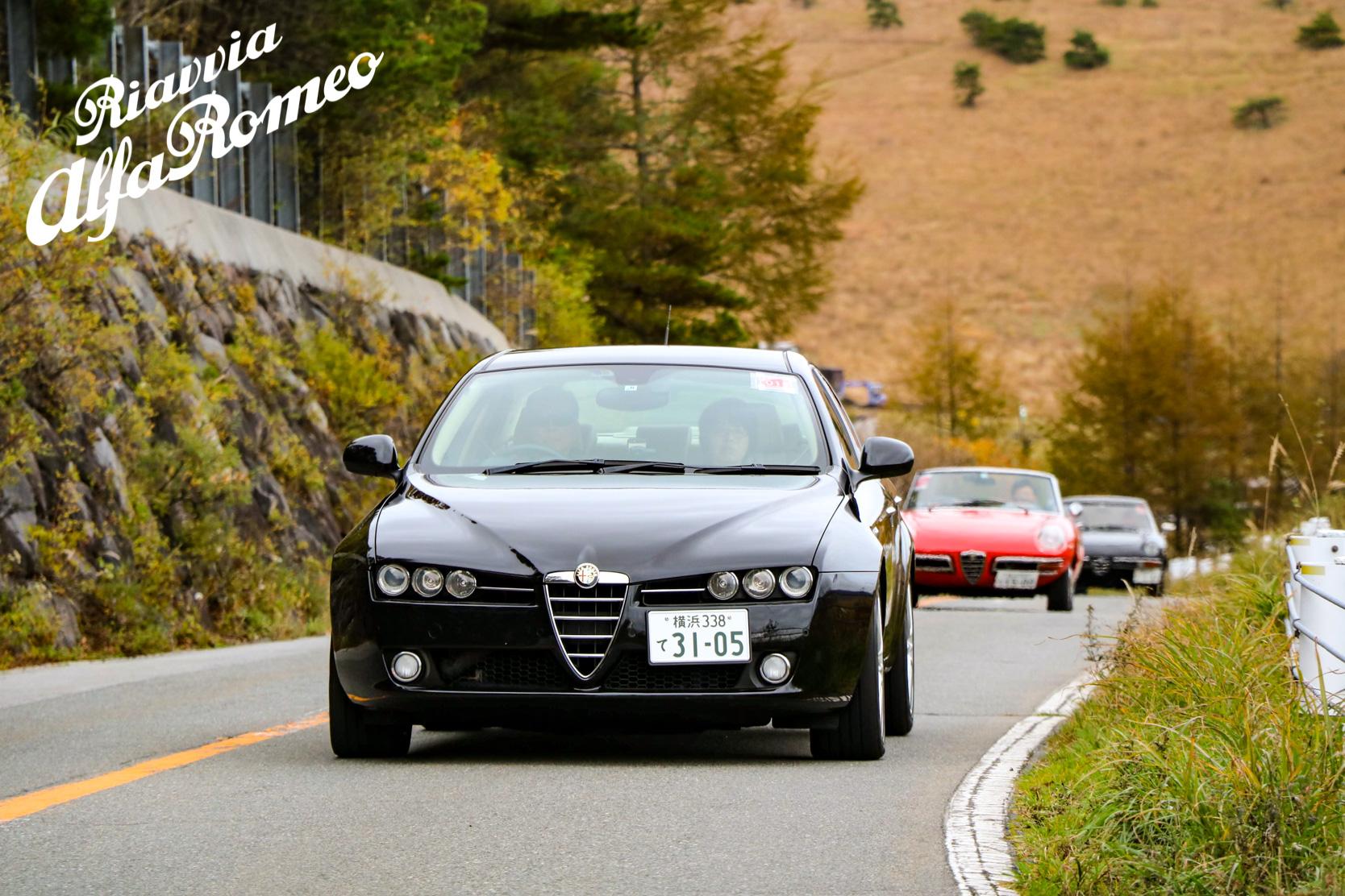 2007 Alfa 159