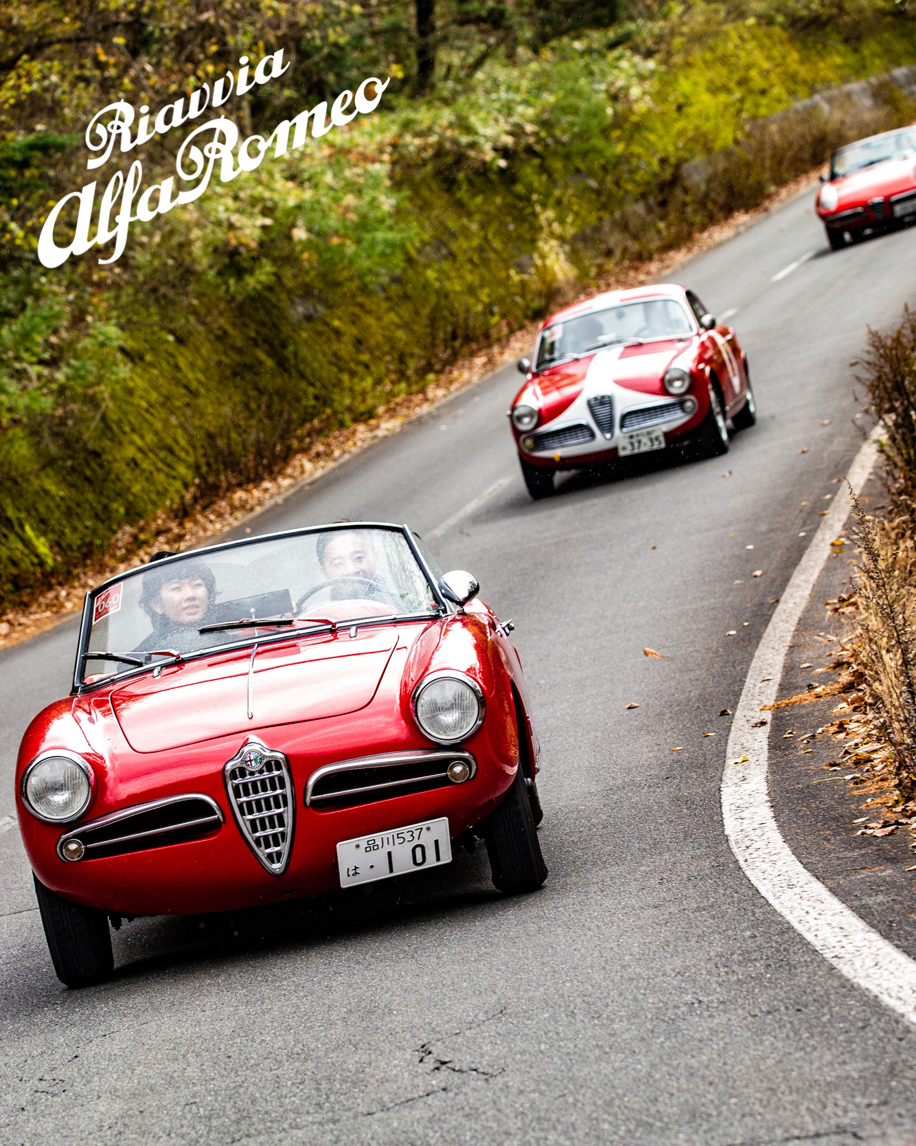 ©︎2020 Riavvia Alfa Romeo